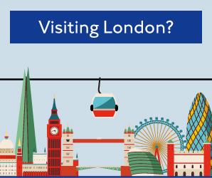 Wagstaffs TfL Advertising Visiting London