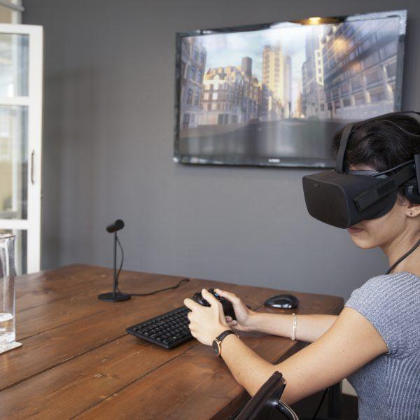 Wagstaffs Occulus VR