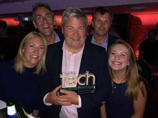Wagstaffs EG Tech Award